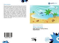 Bookcover of Uca vocans