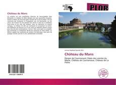Château du Mans kitap kapağı
