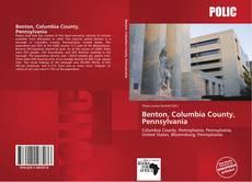 Обложка Benton, Columbia County, Pennsylvania