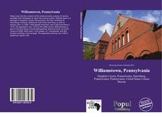 Capa do livro de Williamstown, Pennsylvania