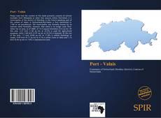 Borítókép a  Port - Valais - hoz
