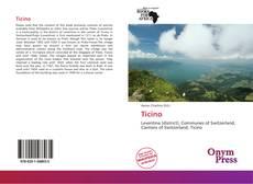Ticino kitap kapağı