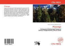 Bookcover of Presinge