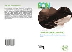 Обложка The Bolt (Shostakovich)