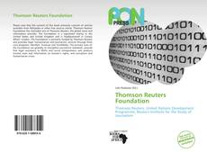 Обложка Thomson Reuters Foundation