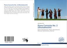 Piano Concerto No. 2 (Shostakovich) kitap kapağı