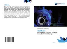Bookcover of UBM plc