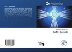Carl E. Duckett kitap kapağı
