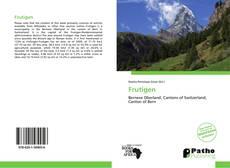 Buchcover von Frutigen