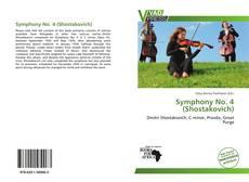 Обложка Symphony No. 4 (Shostakovich)