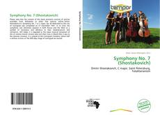 Portada del libro de Symphony No. 7 (Shostakovich)