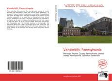 Bookcover of Vanderbilt, Pennsylvania
