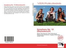 Обложка Symphony No. 10 (Shostakovich)