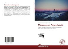 Bookcover of Masontown, Pennsylvania