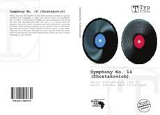 Capa do livro de Symphony No. 14 (Shostakovich)