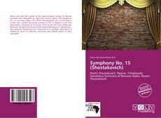 Capa do livro de Symphony No. 15 (Shostakovich)