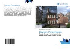 Bookcover of Dawson, Pennsylvania