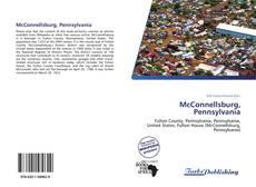 Capa do livro de McConnellsburg, Pennsylvania
