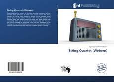 Обложка String Quartet (Webern)