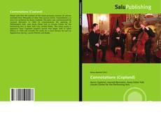 Portada del libro de Connotations (Copland)