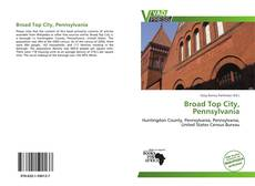 Portada del libro de Broad Top City, Pennsylvania