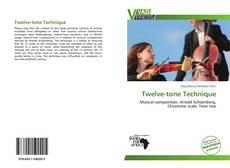 Couverture de Twelve-tone Technique