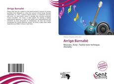 Bookcover of Arrigo Barnabé