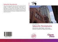 Bookcover of Sykesville, Pennsylvania