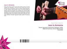Borítókép a  Jazz in Armenia - hoz