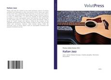 Bookcover of Italian Jazz