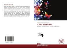Chris Bashinelli kitap kapağı