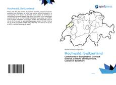 Bookcover of Hochwald, Switzerland