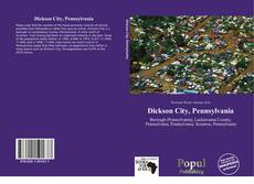 Capa do livro de Dickson City, Pennsylvania