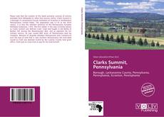 Bookcover of Clarks Summit, Pennsylvania