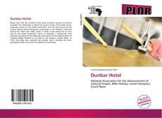 Couverture de Dunbar Hotel