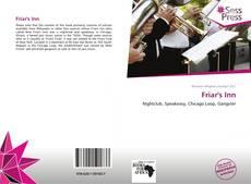 Bookcover of Friar's Inn