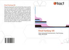 Capa do livro de Final Fantasy VII