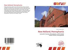 Bookcover of New Holland, Pennsylvania