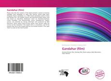 Bookcover of Gandahar (film)