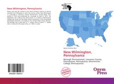 Bookcover of New Wilmington, Pennsylvania
