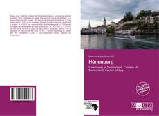 Bookcover of Hünenberg