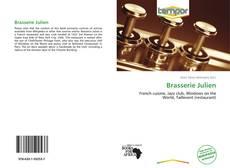 Borítókép a  Brasserie Julien - hoz