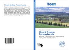 Bookcover of Mount Gretna, Pennsylvania