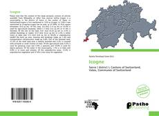 Bookcover of Icogne
