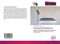Capa do livro de Prototype (Wildstorm)