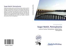 Portada del libro de Sugar Notch, Pennsylvania