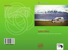 Bookcover of Splice (film)