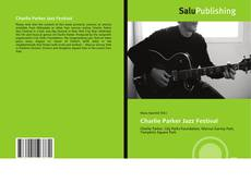 Bookcover of Charlie Parker Jazz Festival