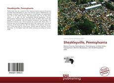 Capa do livro de Sheakleyville, Pennsylvania