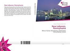 Portada del libro de New Lebanon, Pennsylvania